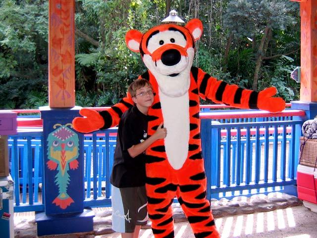Awesome Florida Homes Tigger At The World Disney World