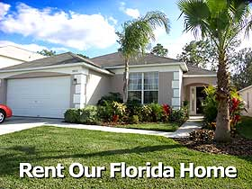 Awesome Florida Homes - Floor Plan - Vacation Home for Rental in the ...